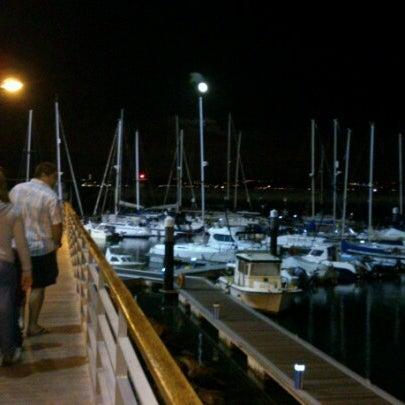Foto tirada no(a) Porto de Recreio de Oeiras por João F. em 8/4/2012