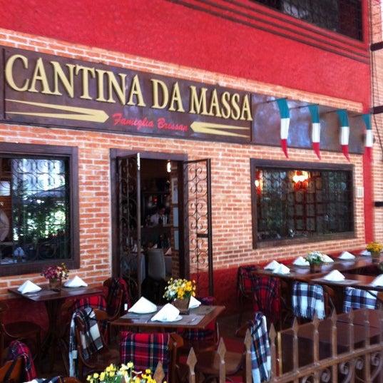 Foto tirada no(a) Cantina da Massa por Luiz Gomes Dos Santos S. em 6/15/2012