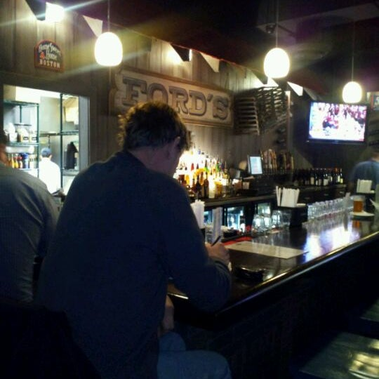 Photo taken at Ford's Fish Shack by Brian C. on 3/6/2012
