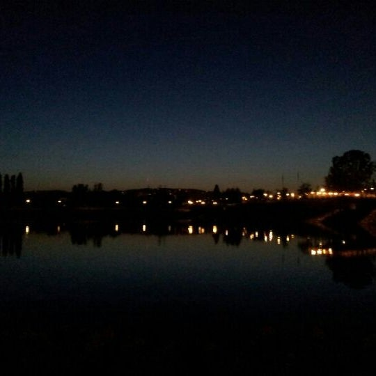 Foto tomada en Kopaszi-gát por Janos V. el 4/28/2012