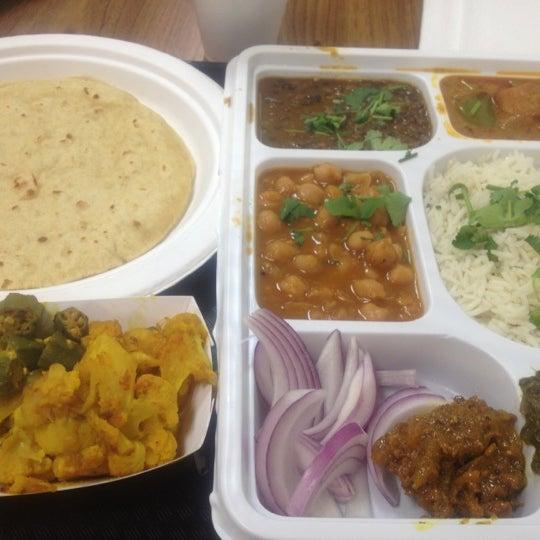 Rani S World Foods Menu