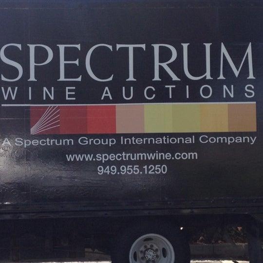 spectrum group international Spectrum Group International - 1063 McGaw Ave