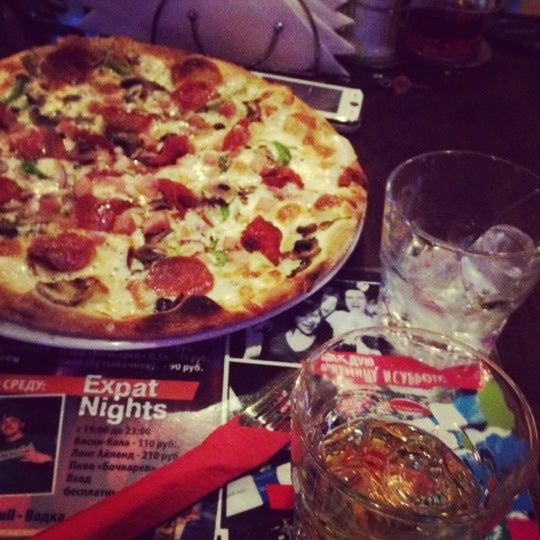 Снимок сделан в Papa's Bar & Grill пользователем Lilit M. 5/12/2012