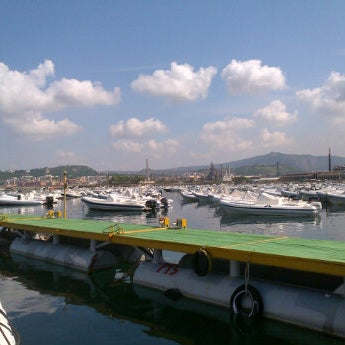 Photo taken at Isola di Nisida - Nisida Island by Antox F. on 7/4/2012
