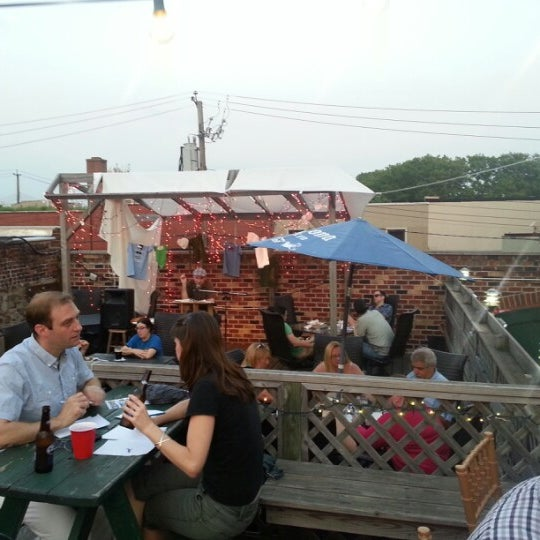 Photo taken at Rocky Sullivan's by Andrew H. on 6/29/2012