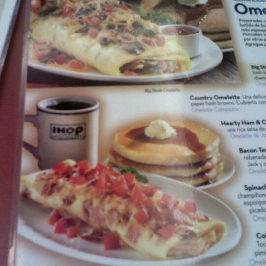 Photo taken at IHOP by Joaquin C. on 5/26/2012