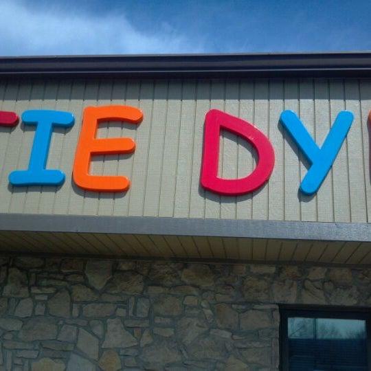 Photo taken at Tie Dye Grill by Bob B. on 3/16/2012