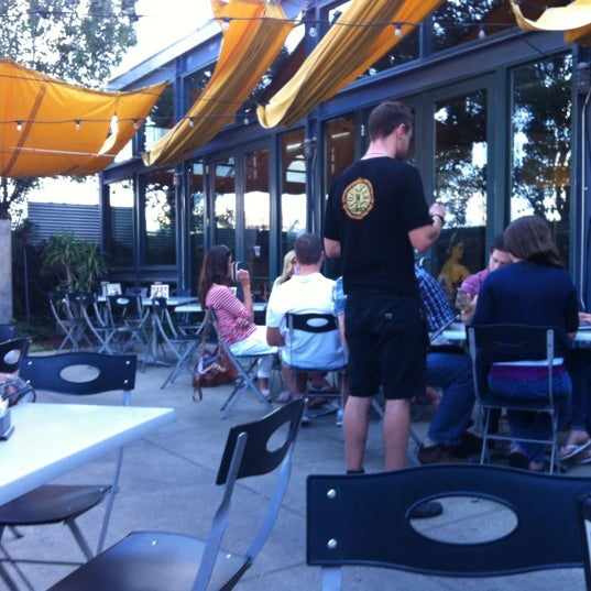 Photo taken at Squatters Pub Brewery by craig p. on 7/8/2012