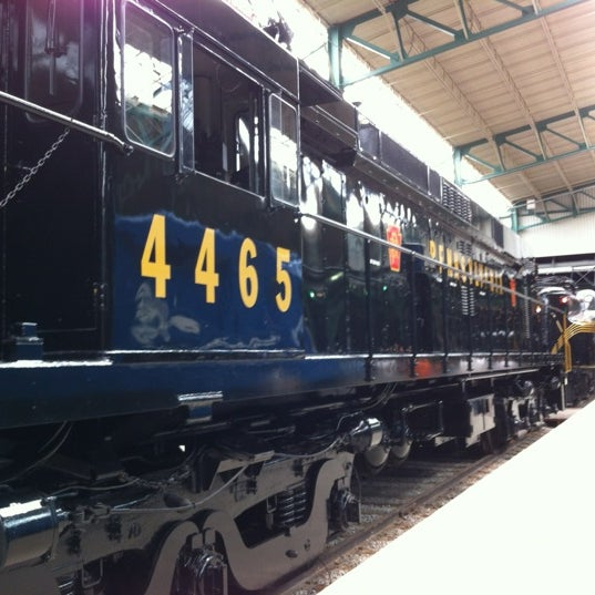 Photo taken at Railroad Museum of Pennsylvania by Dan F. on 6/3/2012
