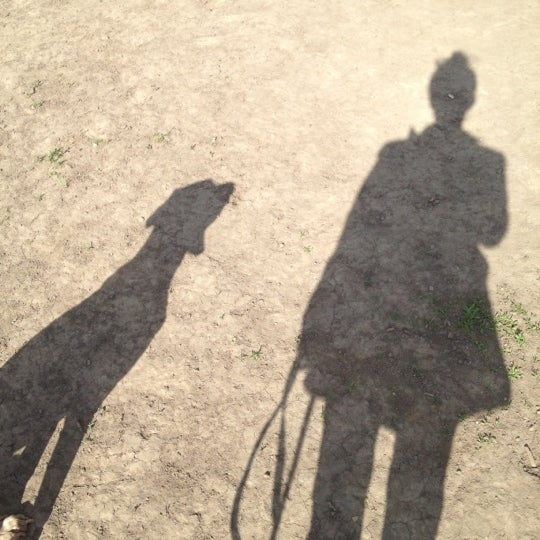 Photo taken at Parc Pilote by Josy L. on 5/17/2012