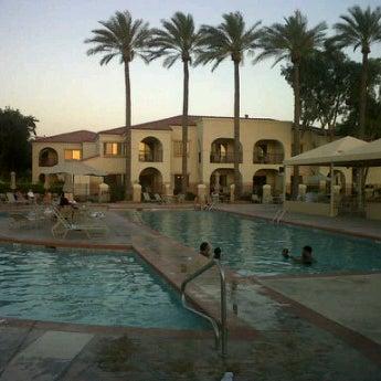 Photo taken at Legacy Golf Resort Poolside by Matthew F. on 5/19/2012