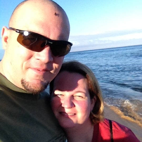 Photo taken at Pacific Ocean by Nathan F. on 4/2/2012