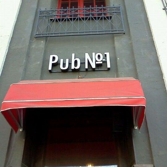Снимок сделан в Паб №1 / Pub №1 пользователем Александр Д. 4/13/2012