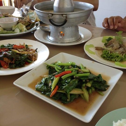 Photo taken at Baan Chom View by Supattra on 7/21/2012
