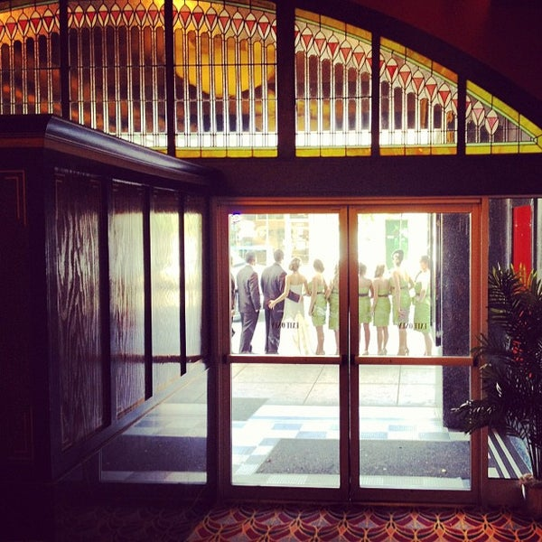 Photo taken at Logan Theatre by David D. on 7/8/2012