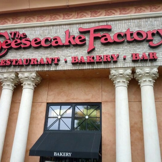 Photo taken at The Cheesecake Factory by CL H. on 5/5/2012