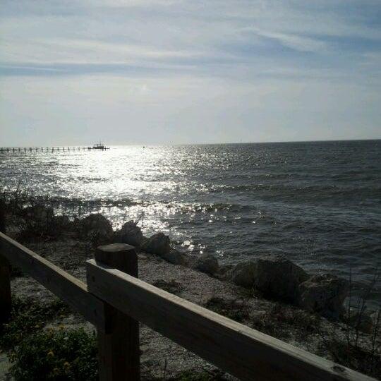Photo taken at Apollo Beach, FL by Maggie L. on 3/3/2012