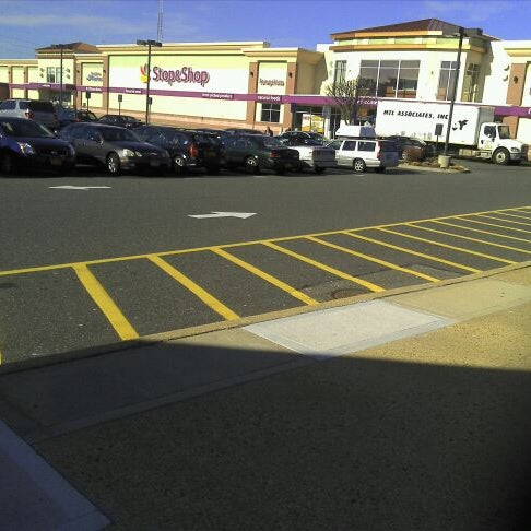 Photo taken at Stop & Shop by Jacqueline C. on 1/20/2012