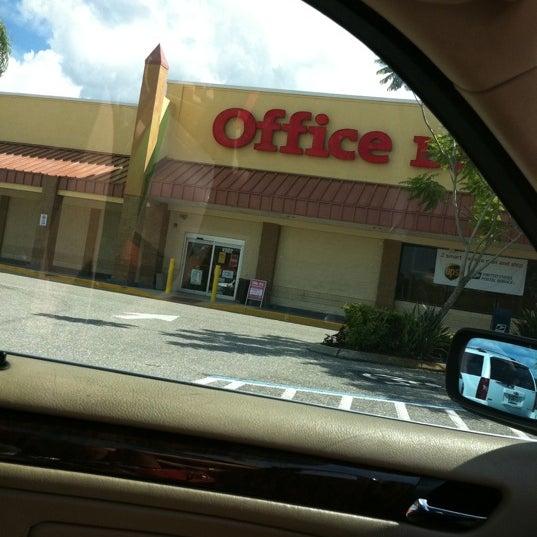Office Depot Bradenton Fl