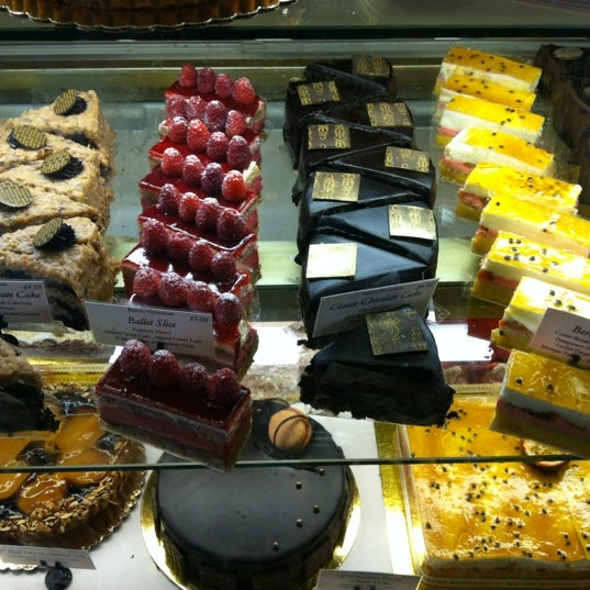 Photo taken at Bakery Nouveau by RAW C. on 8/26/2012