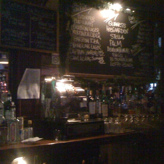 Photo taken at Bleecker Street Bar by Juan M. on 4/27/2012