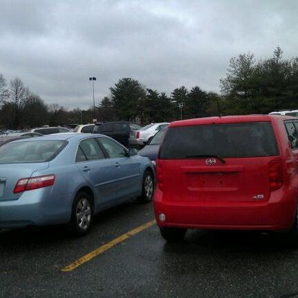 Photo Taken At Fitzgerald Toyota Gaithersburg By Chuck T. On 11/29/2011