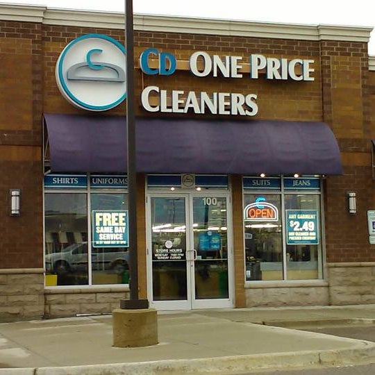 cd one price cleaners crystal lake il. Black Bedroom Furniture Sets. Home Design Ideas