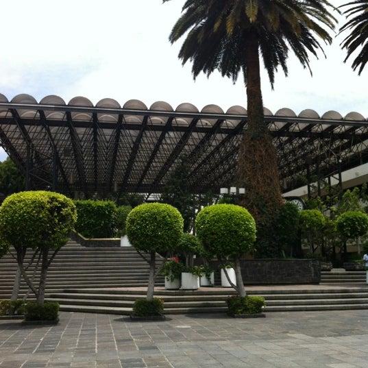 6/26/2012 tarihinde Victor H.ziyaretçi tarafından Universidad La Salle'de çekilen fotoğraf