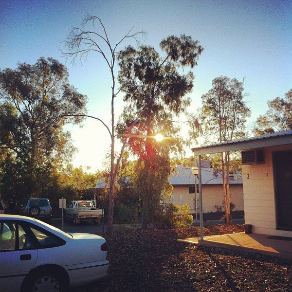 Photo taken at Roxby Village by Nadéne M. on 6/27/2012