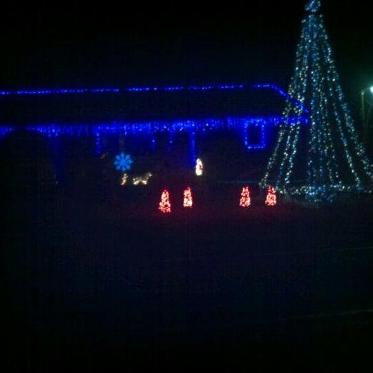 Photos at Tucker Stree Christmas Lights - Burlington, NC