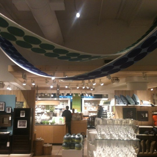 Photo taken at Crate and Barrel by Emily K. on 1/28/2012