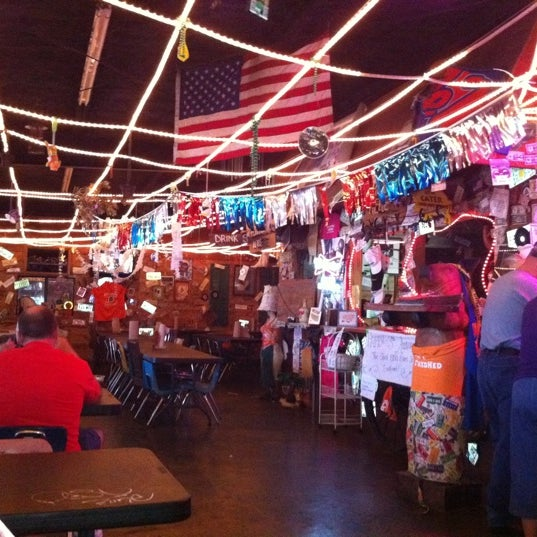 Photo taken at The Shed Barbeque and Blues Joint by Glen D. on 7/28/2011