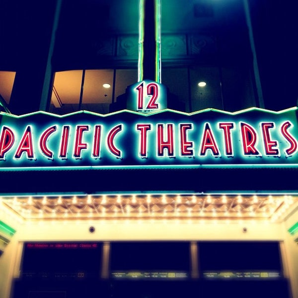 Photo taken at Pacific Theaters Culver Stadium 12 by Cindy V. on 3/17/2012