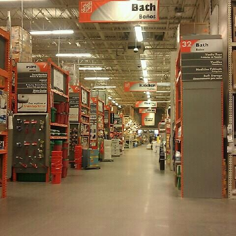 Photos at The Home Depot - 4136 Jimmy Carter Blvd