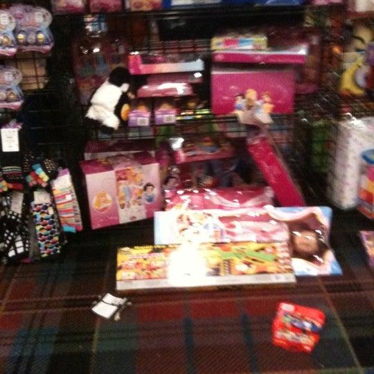 Photo taken at Hillsdale Shopping Center by Vicki M. on 12/24/2011