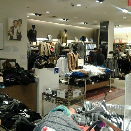Photo taken at H&M by ClarkKent S. on 12/28/2011