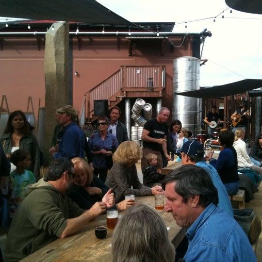 Photo taken at Lagunitas Brewing Company by Louise L. on 7/18/2012