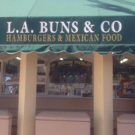 Photo taken at LA Buns & Co. by Stefen Lee L. on 2/14/2012