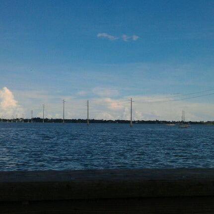 Photo taken at River Front Park by Brenda B. on 9/24/2011