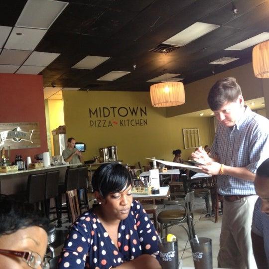 midtown pizza kitchen - montgomery, al