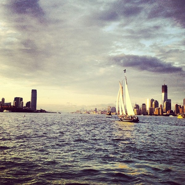 Photo taken at New York Harbor by Scott M. on 6/14/2012