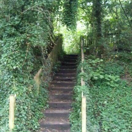 8/29/2011 tarihinde Jon S.ziyaretçi tarafından Hampstead Heath'de çekilen fotoğraf