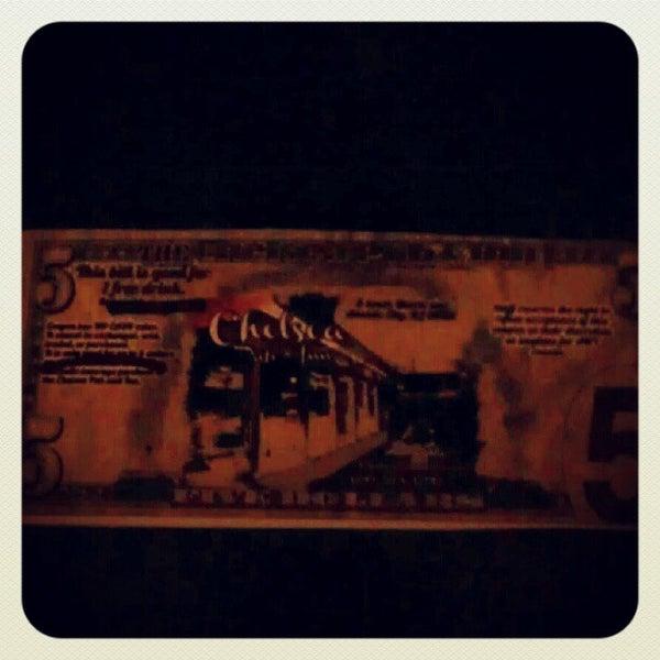 Photo taken at Chelsea Pub & Inn by NINJA llc on 6/10/2012