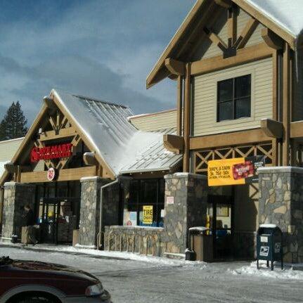 Photo taken at Save Mart by Matthew B. on 1/22/2012