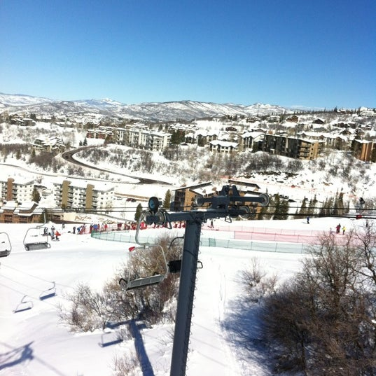 Photo taken at Steamboat Resort by Carlo A. on 2/25/2012