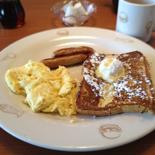 M-F Big Two Do (2 eggs, 2 meats, 2 pancakes/French toast) just $3.48!
