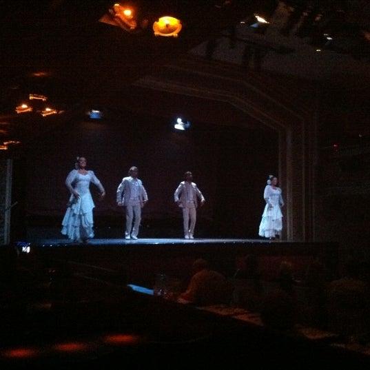 Photo taken at Palacio del Flamenco by Robison L. on 8/27/2011