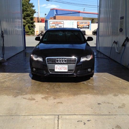 Irving Car Wash Providence