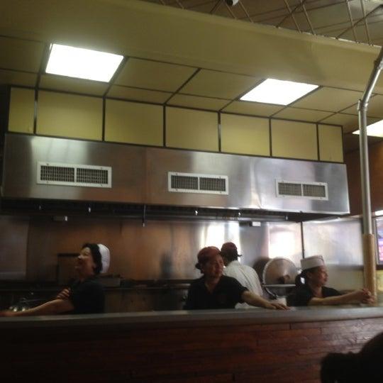 Photo taken at Vanessa's Dumpling House by Tamar S. on 7/6/2012