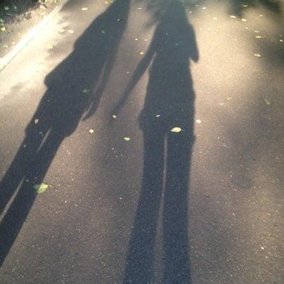 Снимок сделан в Щемиловский детский парк пользователем Ula G. 8/4/2012